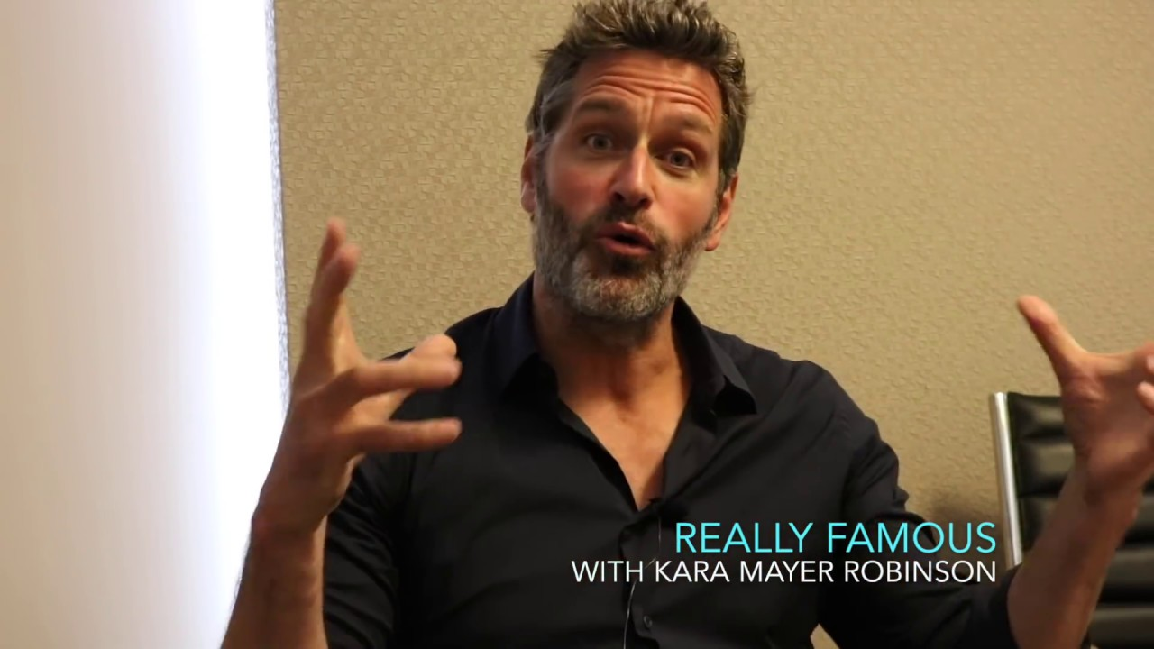 Peter Hermann on Team Liza, theater, subways + literally