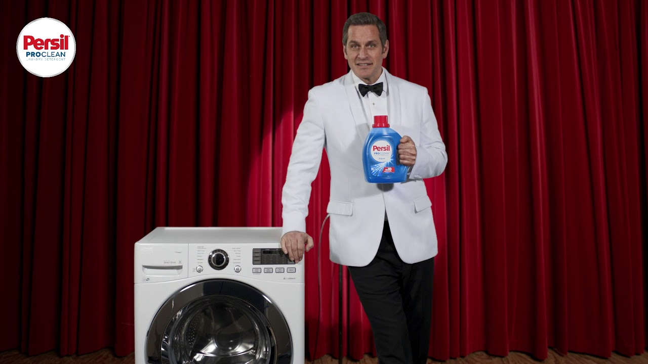 Persil ProClean: Stains Least Favorite Punchline.