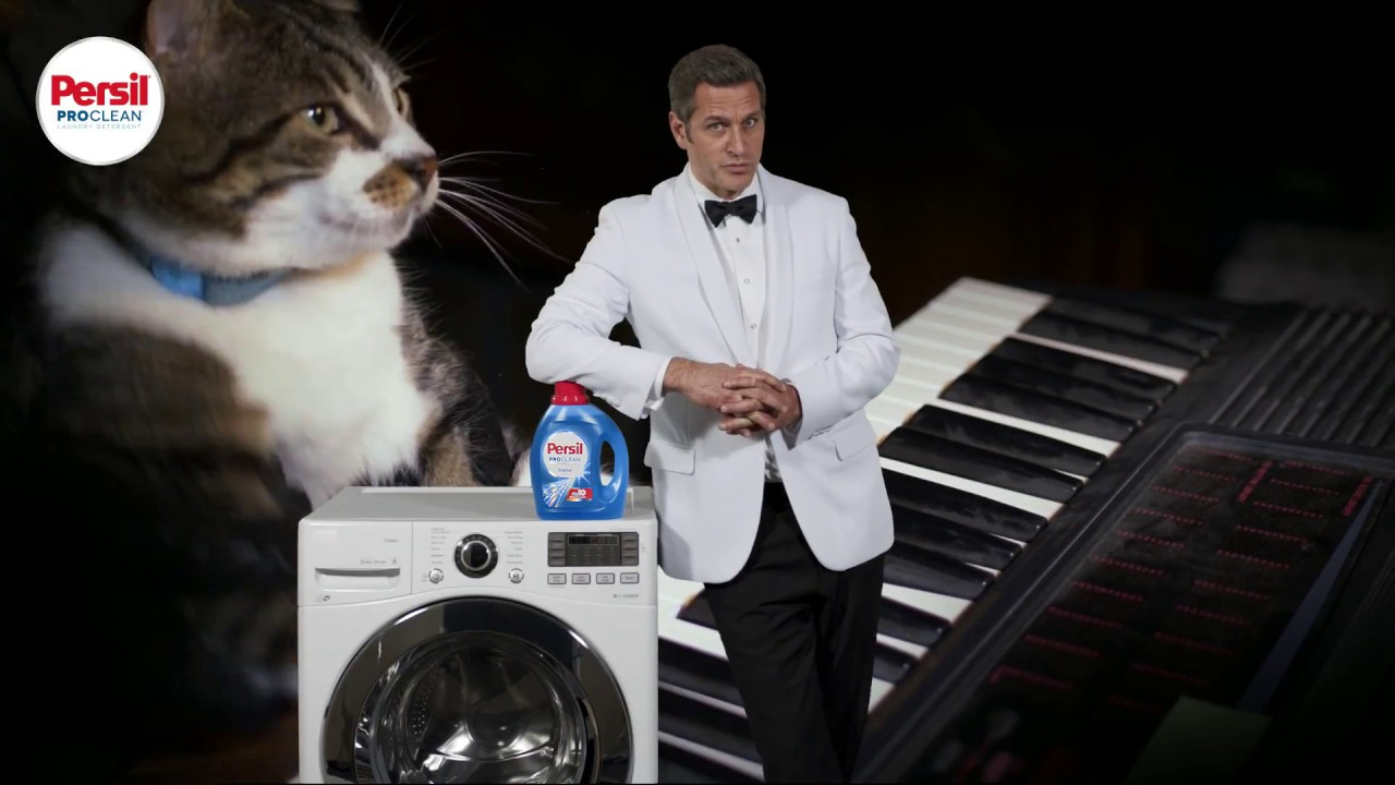Persil ProClean: Don't Become Stain-Famous.