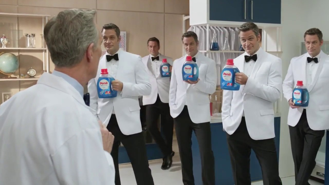 Persil ProClean Commercial - Bill Nye Science of Clean - Super Bowl Commercials 2017