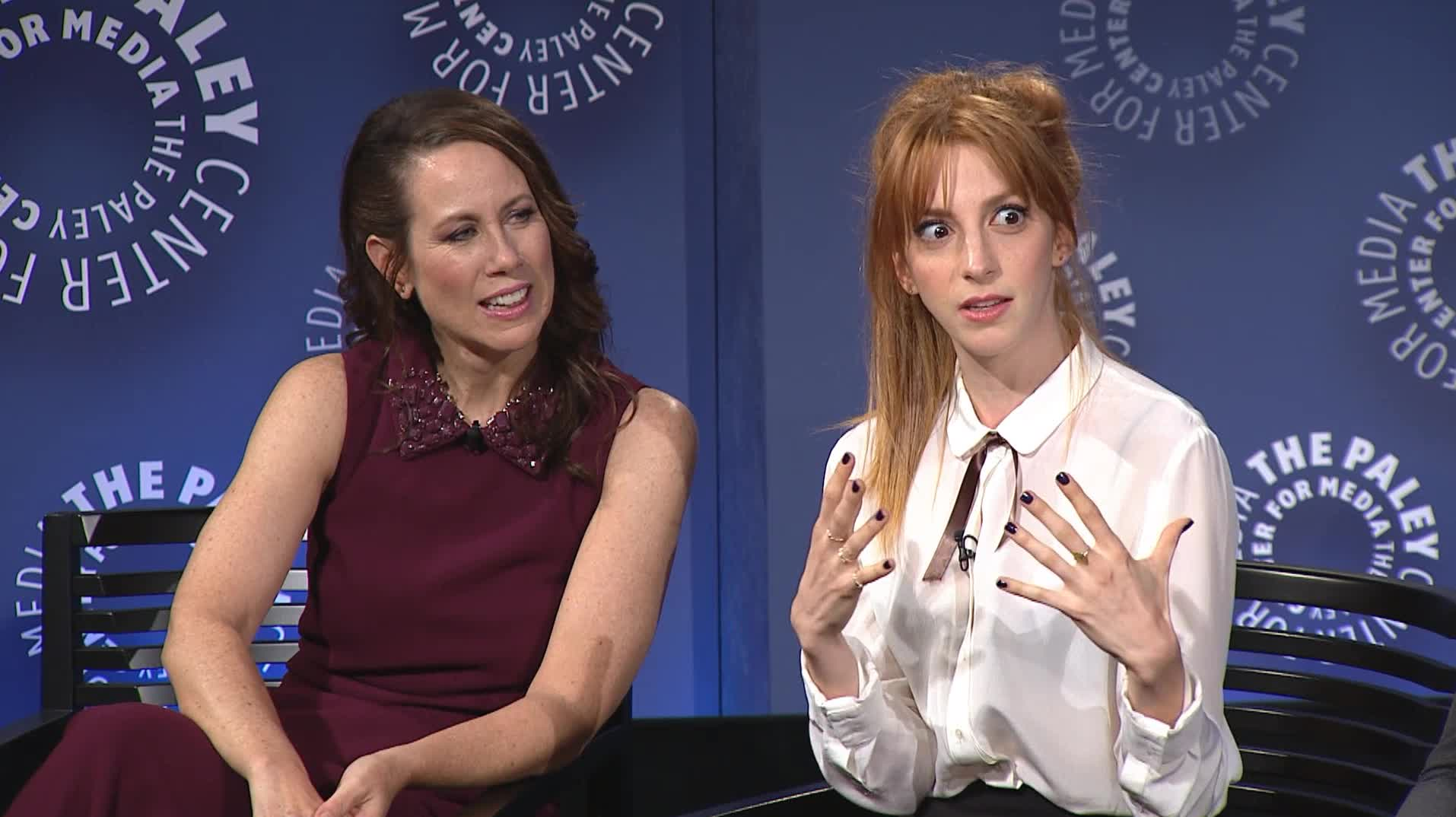 Younger at PaleyFest NY 2016 on October 10, 2016
