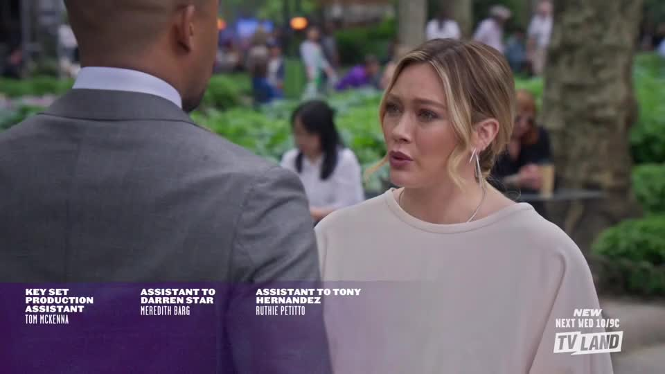 Younger - 6x11 - 'Holding Out for a Shero' Preview